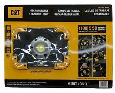 cat rechargeable led work light costco cat rechargeable led work light high 1100 low 550 lumens ebay