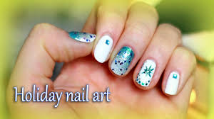 the most beautiful nail art designs for winter fashion fuz 61