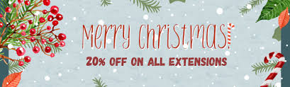 christmas sale christmas sale get your 20 on all amasty extensions