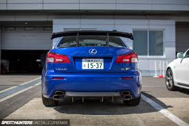 lexus isf blue a lexus is f dripping with trd goodies speedhunters