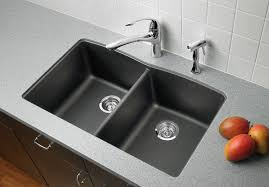 Blanco Silgranit Kitchen Sinks Contemporary Kitchen Houston - Blanco silgranit kitchen sink