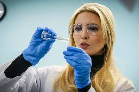 Medical Assistant Memes - ivanka trump dressed up as a scientist is the latest great meme