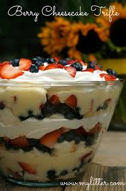 best 25 summer trifle ideas on berry trifle baking