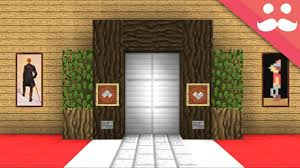 Home Design Realistic Games by Making A Realistic Elevator In Minecraft Youtube