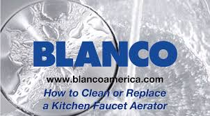how to clean or replace a clogged aerator youtube