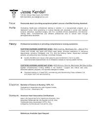resume cna resume templates for word 2007 cover letter work