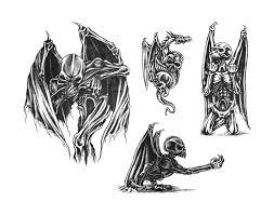 30 amazing evil designs