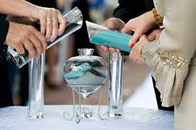 Sand For Wedding Unity Vase Using Sand In Place Of Unity Candles Weddings Planning Style