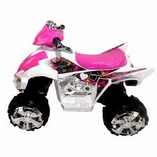 power wheels for girls new predatour 12v two speed electric ride on kids quad bike pink