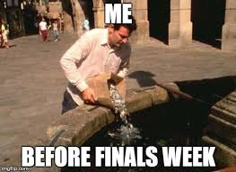 College Finals Meme - college students can relate to this imgflip