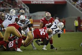 preseason live updates san francisco 49ers vs los angeles chargers