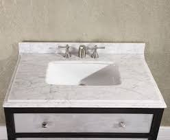 Ronbow Laurel Inch Bathroom Vanity Set In Vintage Cafe With - Elements 36 inch granite top single sink bathroom vanity