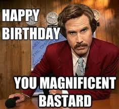 Drunk Birthday Meme - funny happy birthday images free download