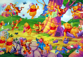 pooh bear wallpapers wallpaper cave
