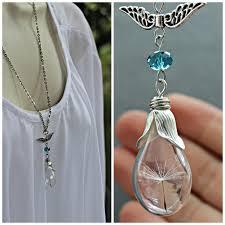 wish bottle necklace images Glass bottle necklace pendants images jpg