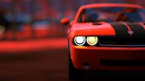 Dodge Challenger Lights - download 2560x1440 gran turismo 5 dodge challenger srt8 red