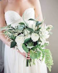 White Wedding Bouquets Heat Resistant Wedding Bouquets Perfect For Summer Martha