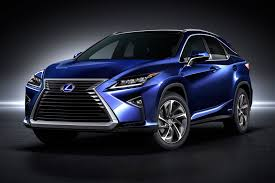 lexus jeep 2015 lexus rx the fourth generation lands at 2015 new york auto show