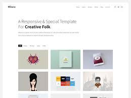 milano u2013 creative free html template is a professional