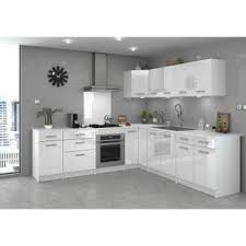 cuisine en angle element cuisine cuisine degriffe meubles rangement