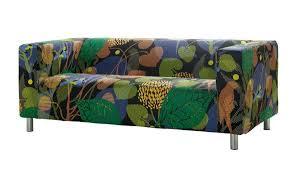housse canap klippan ikea klippan skatelöv sofa cover klippan sofa cover colorful