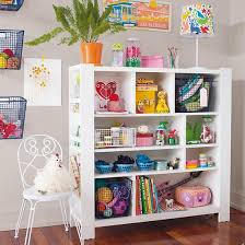 kids u0027 bookcase kids white compartment cubby bookcase in bookcases