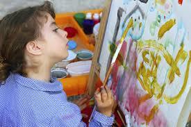 creating an art space at home u0026 classroom