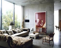 Industrial Interior Design Living Room  Stylish And Inspiring - Industrial living room design ideas