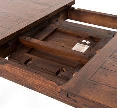reclaimed wood extending dining table coffee table john lewis calia stylextending vintage industrial