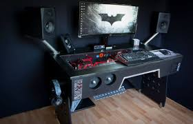Gaming Desks Pc Gaming Desk Gorgeous Computer Make You Inspired Finding