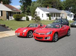 opel solstice rl and solstice side by side saturn sky forums saturn sky forum