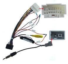 joying wiring iso harness for honda fit car radio power adaptor