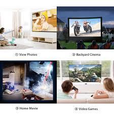 gt s8 lcd projector led 1080p home theater eu sales online eu