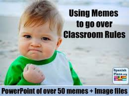 Classroom Rules Memes - classroom memes for routines and rules fun picmia