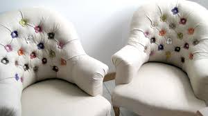 Housse Pour Fauteuil Crapaud by Couture D U0027ameublement Sur Mesure Housses Canape Chaises Decor