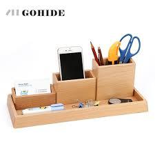 Diy Desk Organizer by Online Buy Wholesale Wooden Desk Organizer From China Wooden Desk