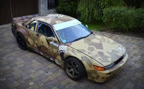 drift cars wallpaper fail crew nissan silvia s13 drifting cars wallpaper 148436