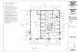 Dental Clinic Floor Plan Retail U2013 Dental Clinic U2013 Caro Design Group