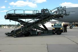 Mobility Stairs by Air Mobility Battlelab Combines Cargo Passenger Loaders U003e U S