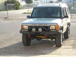 land rover classic lifted my 2000 discovery ii with few modifications