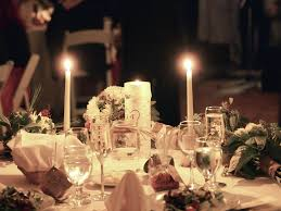 white lanterns for wedding centerpieces simple wedding table centerpieces candles with rose petals with
