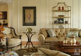 Black And Gold Living Room Decor by How To Mix Metals For A Rich Layered Room Design