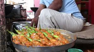 jodhpur cuisine jodhpur india 5 february 2015 view of food preparation