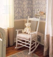 Rocking Sofa Chair Nursery Sofa Elegant Brown Rocking Chair For Nursery Baby Glider Design