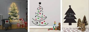 wall christmas tree who says christmas trees to be three dimensional or trees