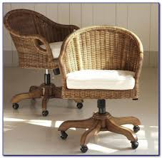 round back swivel desk chair chairs home design ideas