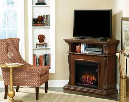 amazing design corner electric fireplace tv stand