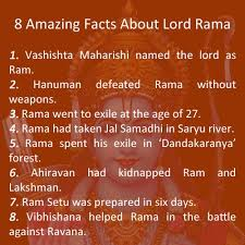 astrosage magazine 8 amazing facts about lord rama on rama navmi