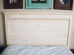 lovable white wooden headboard king size best 25 wood headboard