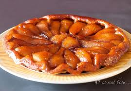 hervé cuisine tarte tatin tarte tatin aux poires et caramel épicé ça sent beau dans la cuisine
